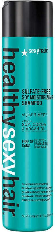 Sexy Hair Concepts Healthy Sexy Hair Color Safe Soy Moisturizing Shampoo