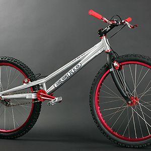 Rower bez siodełka