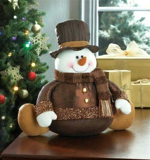 I love this snowman