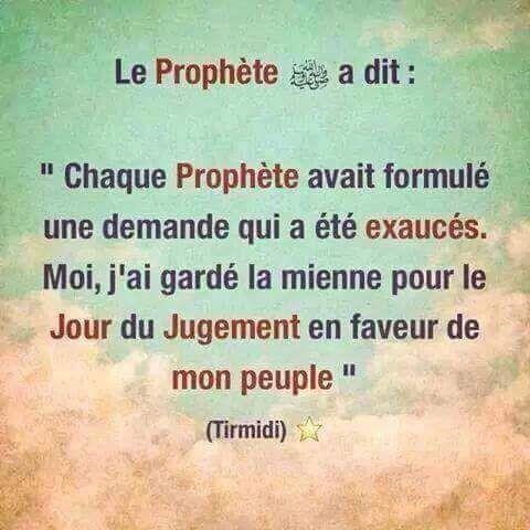 Le Prophète Aleyhi salât wa salam a tellement fait et souffert pour notre Oummah |