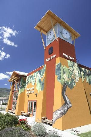 Don't miss the #Penticton & Wine Country Visitor Centre! #timetobreathe #youarehere