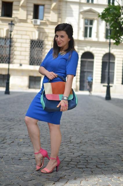 La Bohème: Don't be afraid to rock the colors! Meli Melo accessories