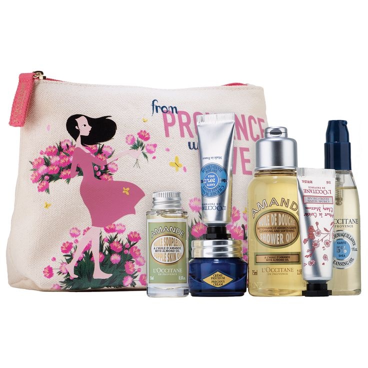 Loccitane Wedding Gift : Occitane Beautiful Skin Essentials Best of LOccitane Set, new for ...