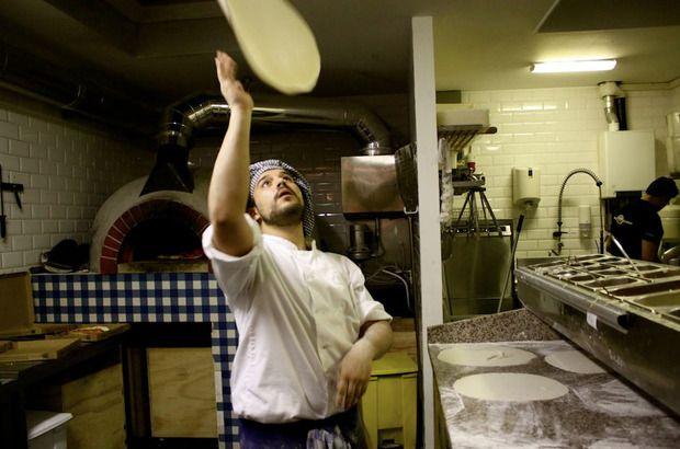 De Pizzabakkers - Amsterdam