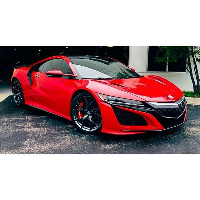 2016 Acura NSX Engine: 3.5L Twin-turbo V6 . Power: 550-hp