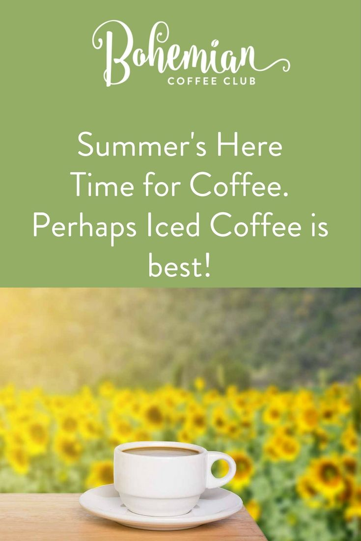 Yes, indeed!  Try our premium coffees available on our shop or Amazon store.   Bohemian Coffee Club.