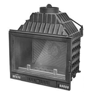 Wkład powietrzny #Maxflam W-700 STAND. 18-22 kW z szybrem - http://www.wkladykominkowe.net.pl/produkt/wklad-powietrzny-maxflam-w-700-stand-12-16-kw-z-szybrem #kominki #fireplace