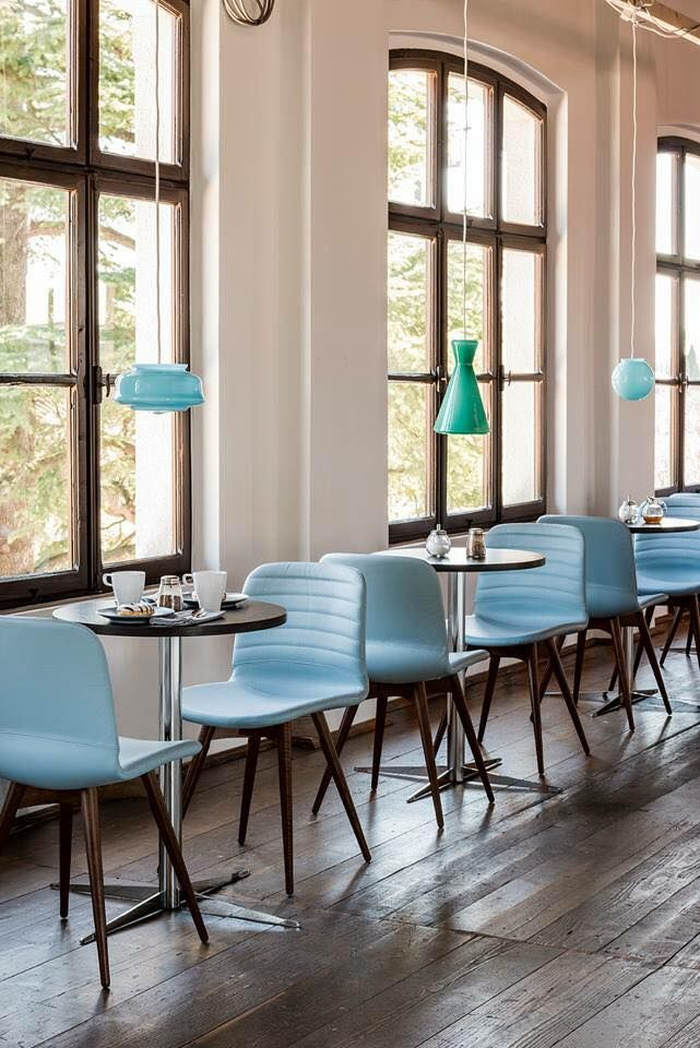 Incepe ziua cu o cafea buna, intr-un decor primitor si rafinat! Soft & Stylish Liù Chair!