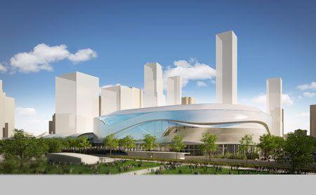 New Downtown Arena Renderings - Edmonton Oilers - News