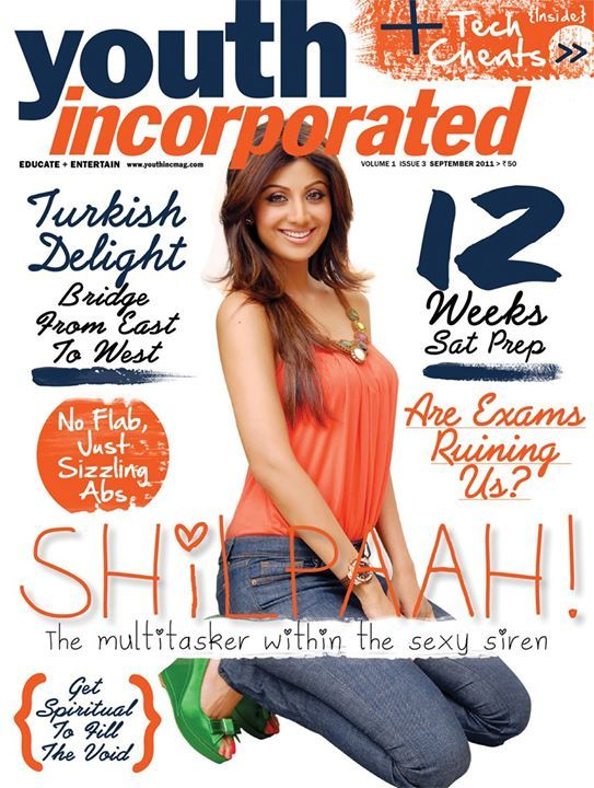 Shilpa Shetty. Youth Incorporated.