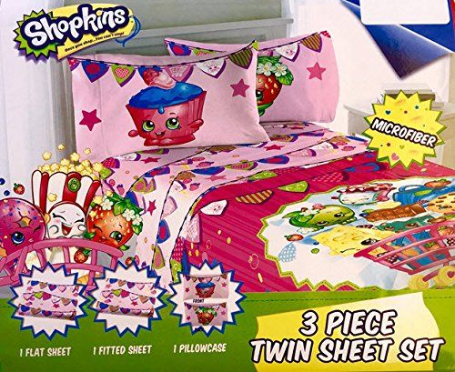 16 Best Shopkins Bedding And Room Decor Images On