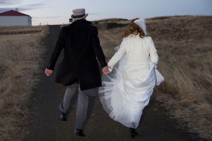Wedding photo. Skip hop