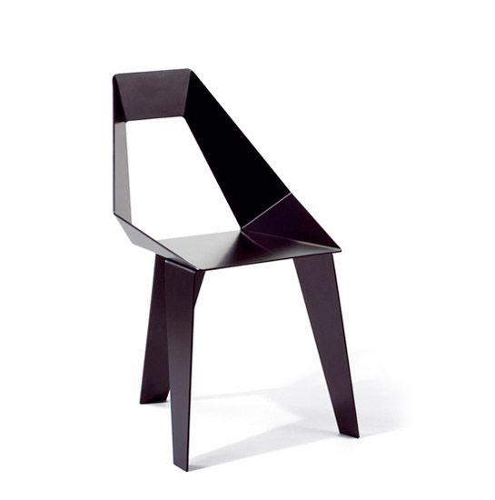 LOVE MODERN geometric design. chairZ!