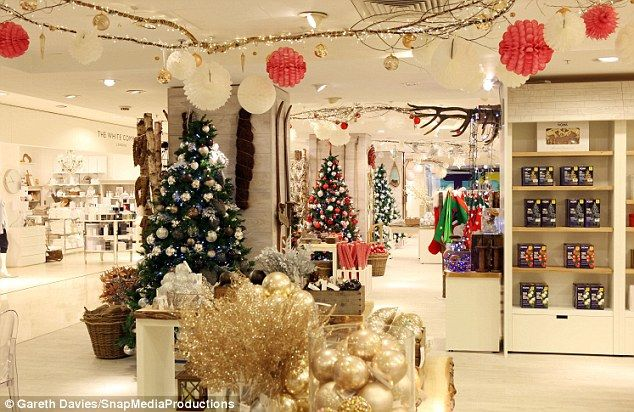 Christmas comes early! Selfridges have already opened the doors to their iconic Christmas store
