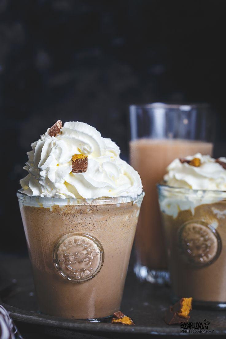 5 Minutes Peanut Butter Cup Milkshake !!