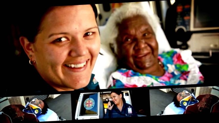 Watch the Health Heroes TV spot about being a paramedic.