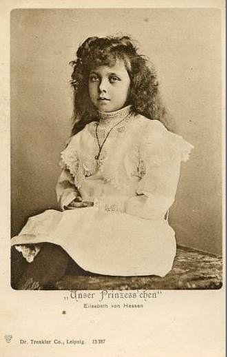 Prinzessin Elisabeth von Hessen-Darmstadt 1895 – 1903 | Flickr - Photo Sharing!