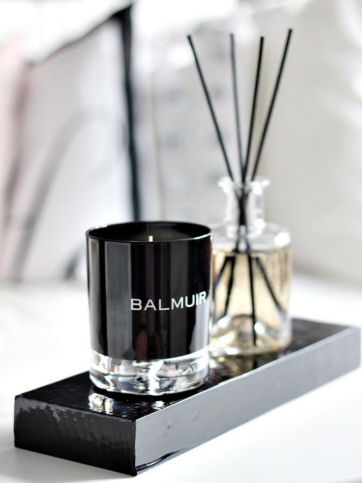 Dermosil huonetuoku room aroma balmuir kynttilä