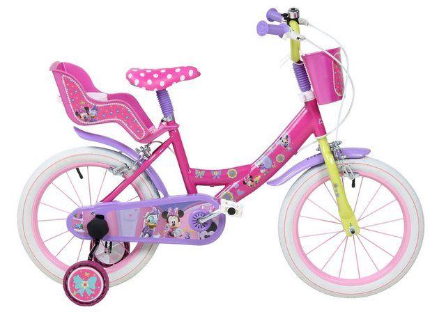 Kinderfahrrad Minnie 1 Gang Kinder Fahrrad Kinderfahrrad