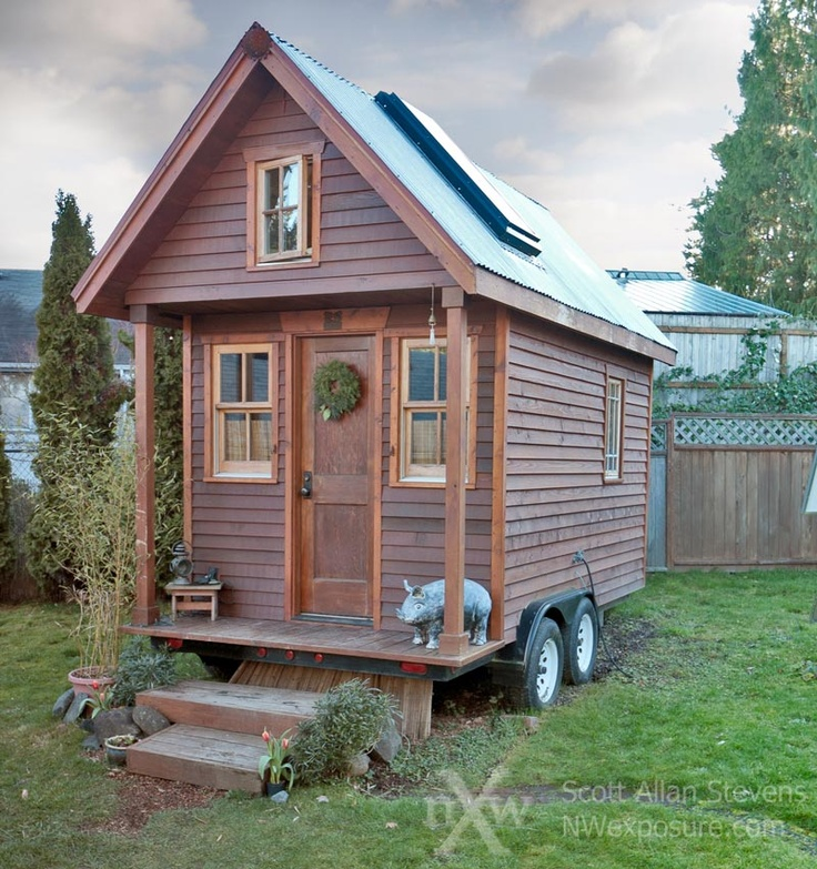 Tumbleweed Tiny House Cottages: 45 Best Tiny House Person Images On Pinterest