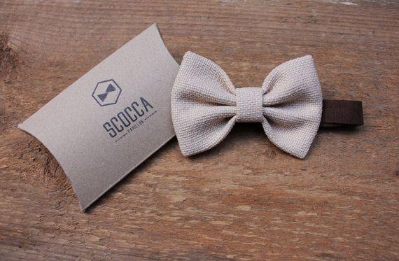 ScoccaPapillon - Papillon prelegato cucito a mano | https://www.etsy.com/it/listing/173541412/papillon-prelegato-cucito-a-mano?ref=shop_home_active | #bowtie #wedding #groom #beige #bride #elegance #marriage #etsy #vintage #sand #sandcolor #2014 #papillon #cotton #coloroftheyear #pantone #pantone2014 #FashionColorReport #PantoneFashionColorReport #PantoneFashionColorReportspring2014 #spring #spring2014 #colortrand #colorful #trendy #colortrends2014 #colorstrends