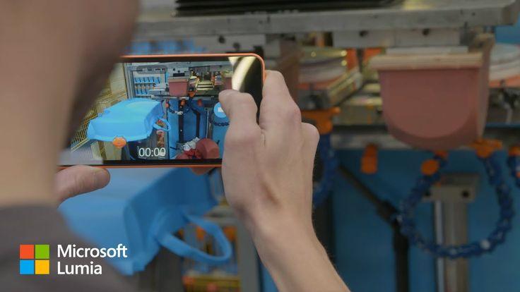 Workplace productivity | Lumia and Trunki