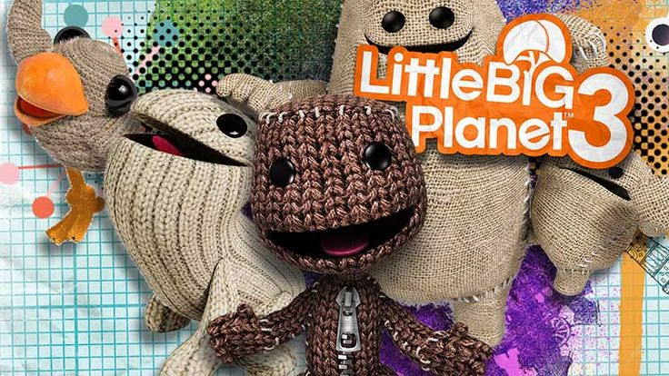 Let your creativity run wild in the New Little Big Planet.