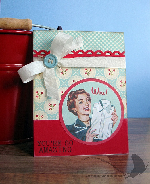 Wow You Re Amazing: 1000+ Ideas About Vintage Handmade Cards On Pinterest