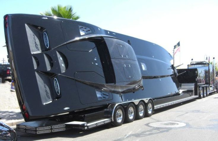 """Famous Corvette Inspired ZR1 Speedboat, """"ZR48"""" Now Up For Sale ..."""