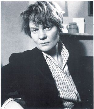 """Dame Iris Murdoch: 1919-1999; Dame Iris Murdoch was an Irish-born British author and philosopher, best known for her novels about good and evil, sexual relationships, morality, and the power of the unconscious. Her first published novel, Under the Net, was selected as one of Modern Library's 100 best English-language novels of the 20th century. In 1987, she was made a Dame Commander of the Order of the British Empire. The Times ranked  her on """"The 50 greatest British writers since 1945""""."""