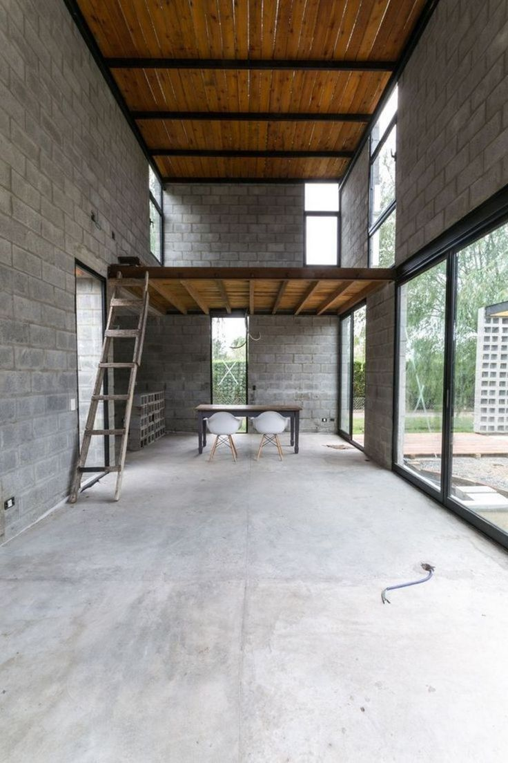 ✔54 creative sleeping areas for open plan homes design 33