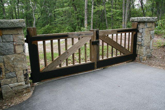 Wooden Driveway Gates Designs Joy Studio Design Gallery