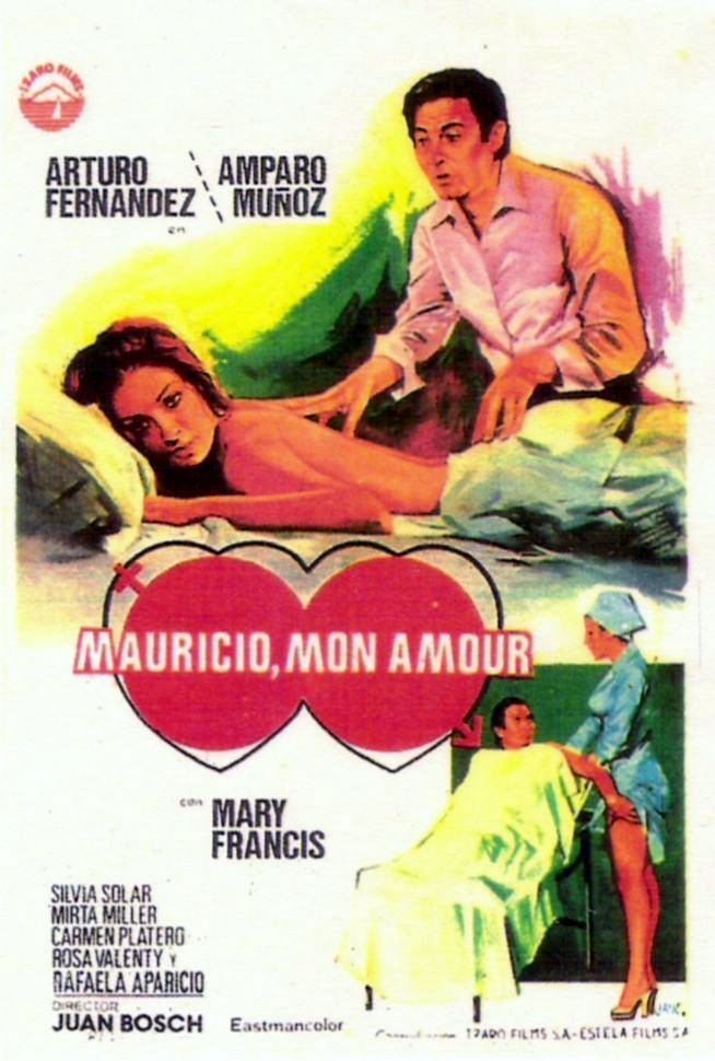 Mauricio, mon amour (1976) de Juan Bosch - tt0074879