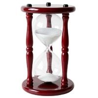 Timekeeping with Hourglasses