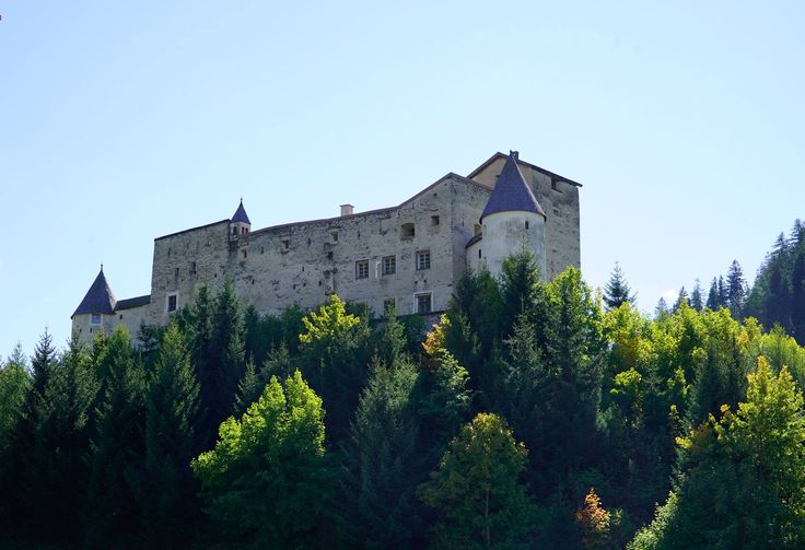 Schloss in Nauders am Reschenpass