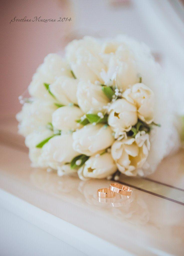 Свадебный букетик.