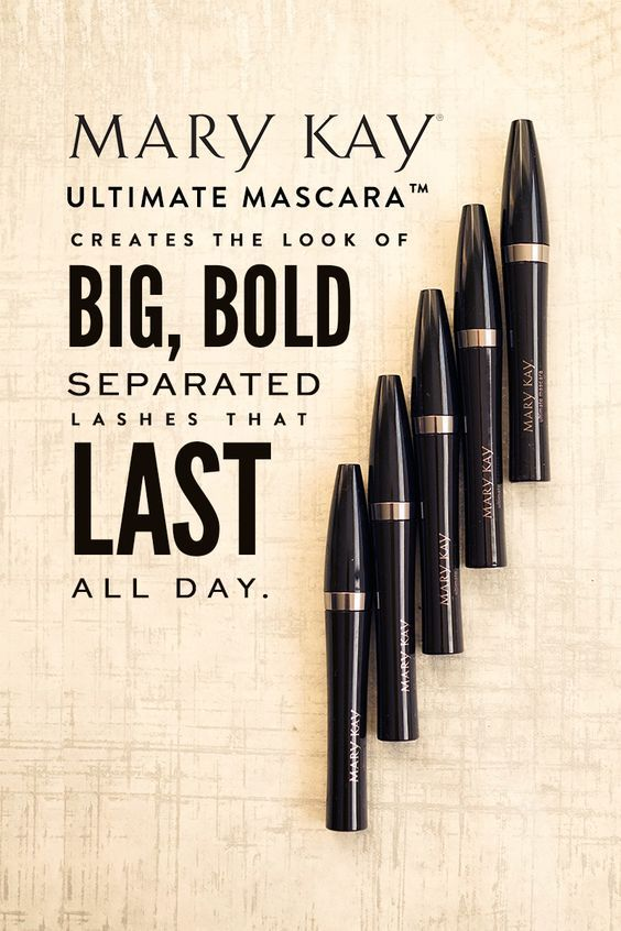 Happy Saturday Ladies!!!  This extremely volumizing, superthickening, all-in-one formula creates the look of big, bold, separated lashes that last all day. Try Ultimate Mascara™ to help your eyes stand out!