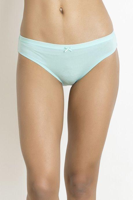 56faa90b5df4 Buy Zivame Mid Rise Hipster Panty (Pack of 2)- Purple N Aqua Blue at Rs.545  online | Panties online