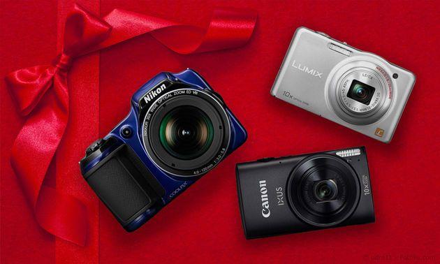 Test Digitalkameras bis 200 Euro