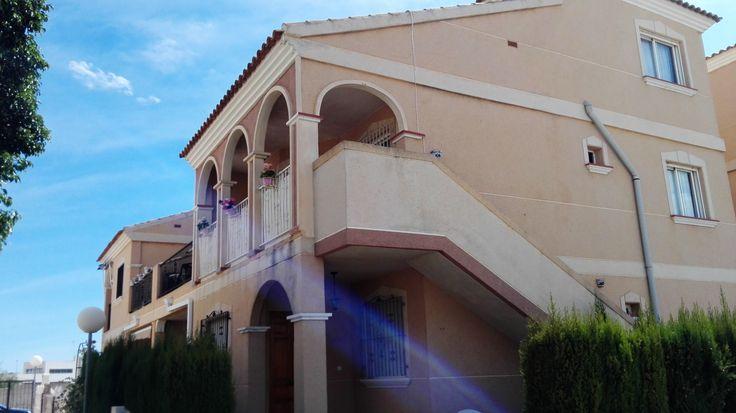RicaMar Homes Real Estate Costa Blanca | 3 Bed 2 Bathroom Townhouse in La Regia - Playa Flamenca