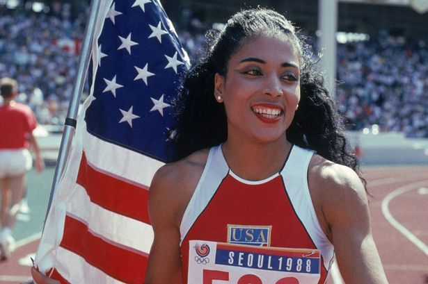 Florence Delorez Griffith Joyner, also known as Flo-Jo, was an American track and field athlete. She is still considered the fastest woman of all time - the world records she set in 1988 for both the 100 m and 200 m have yet to be seriously challenged. Star of the 1988 Olympics Florence Griffith-Joyner developed epilepsy in her 30s and died in her sleep as the result of an epileptic seizure in 1998 at the age of 38.