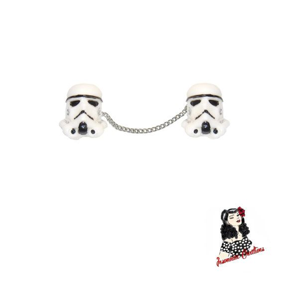 Storm Trooper Dark Side Star Wars 3D by InsomniacCreationss