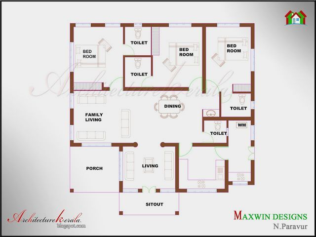 Best  One Bedroom House Plans Ideas On Pinterest One Bedroom - One bedroom house design