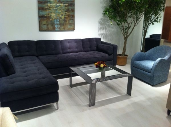 Younger Furniture Tufted, via Direct Furniture