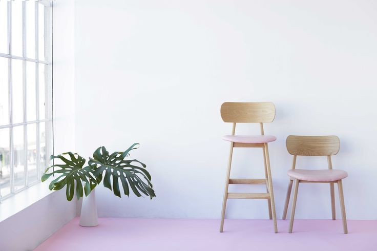 The Serious Chair & Practice Chair.  #chair #chairs #furniture #benglassfurniture