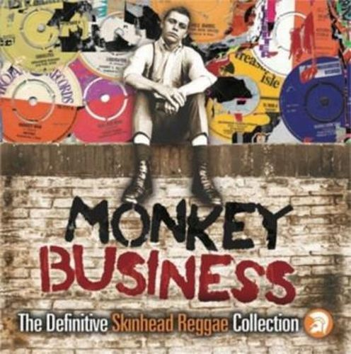 Monkey Business: The Definitive Skinhead Reggae Collection [CD]