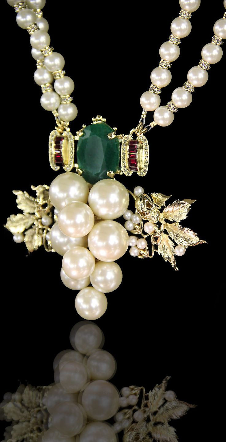 Find This Pin And More On Pearls Vaulte