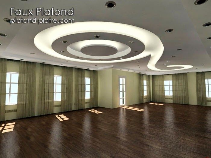 50 best images about faux plafond on pinterest coiffures for Plafond moderne design