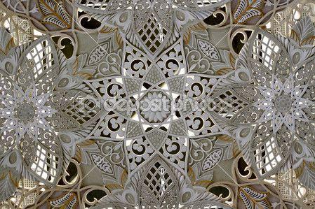 sculture in arabo modello — Immagini Stock #11184964