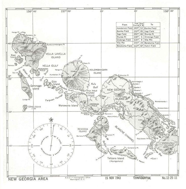 map of new georgia area